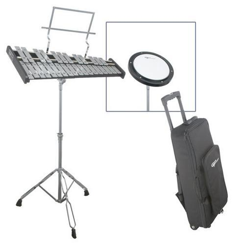 Groove Percussion BK30 Student 30-Bell Xylophone Outfit by