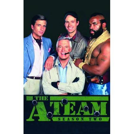 A Team A Team 11X17 Mini Poster