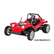 tamiya 1/10 rc car series no.615 rc buggy kumamon version(dt-02) 58615
