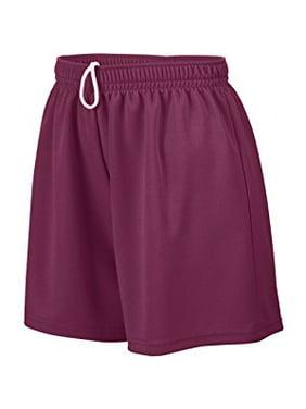 Augusta Sportswear Athletics Girls' Wicking Mesh Shorts 961