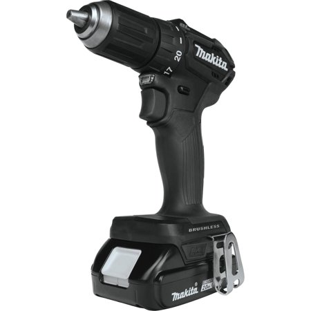 Makita 18-Volt LXT Lithium-Ion Sub-Compact Brushless Cordless 1/2 in. Driver Drill (Tool Only) (New Open