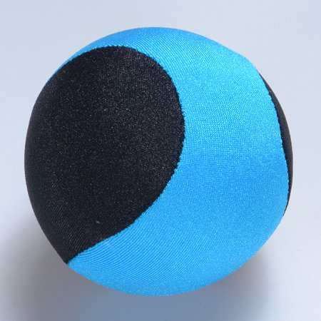Kids Adult Pool Play Ball Skips On Water Game 5.5cm Water Bouncing Ball for Swimming Pool Lake Seaside Color:Blue (Skip Ball)