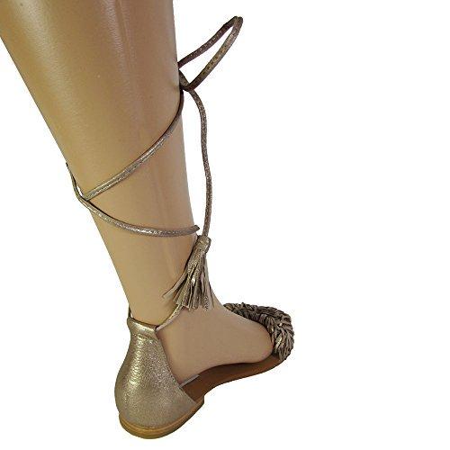 Women's Flat Madden Steve Sandal Sweetyy 3LcjS5AR4q