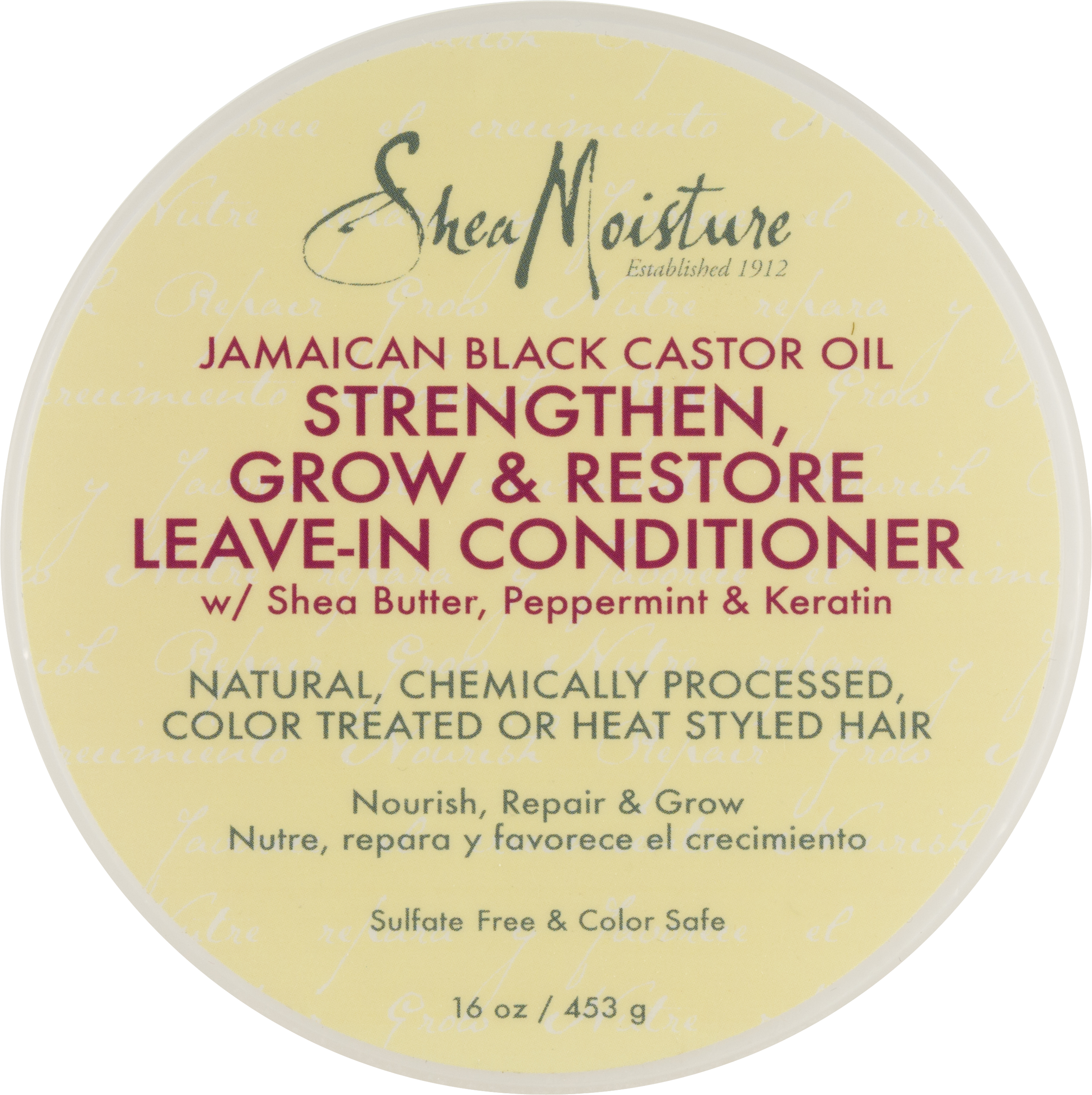Theme of the day jamaican black castor oil for hair growth - Shea Moisture Jamaican Black Castor Oil Strengthen Grow Restore Leave In Conditioner 16 0 Oz Walmart Com