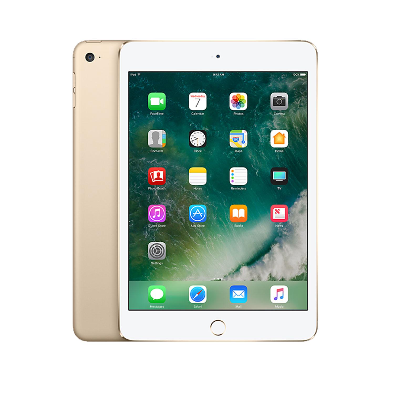 iPad mini 4 Gold 16GB Wi-Fi Only Tablet (Refurbished)
