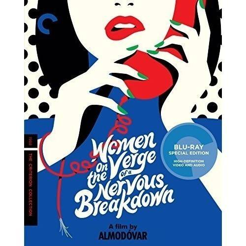 Criterion Collection: Women On The Verge Of A Nervous Breakdown (Blu-ray) CRIBRCC2726