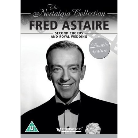 Fred Astaire: Second Chorus / Royal Wedding (DVD)