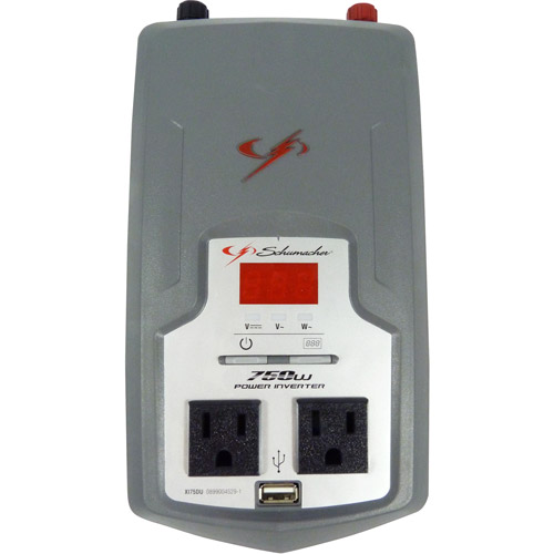 Schumacher XI75DU Power Inverter