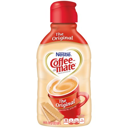 COFFEE-MATE Original Liquid Coffee Creamer 64 fl. oz ...