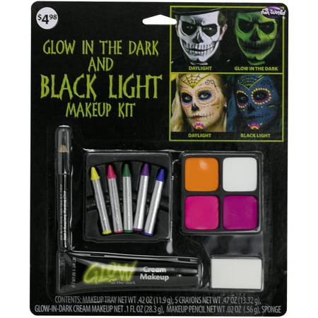 Halloween Fluorescent Glow Mu Kit by Fun World](Halloween Adventure World)
