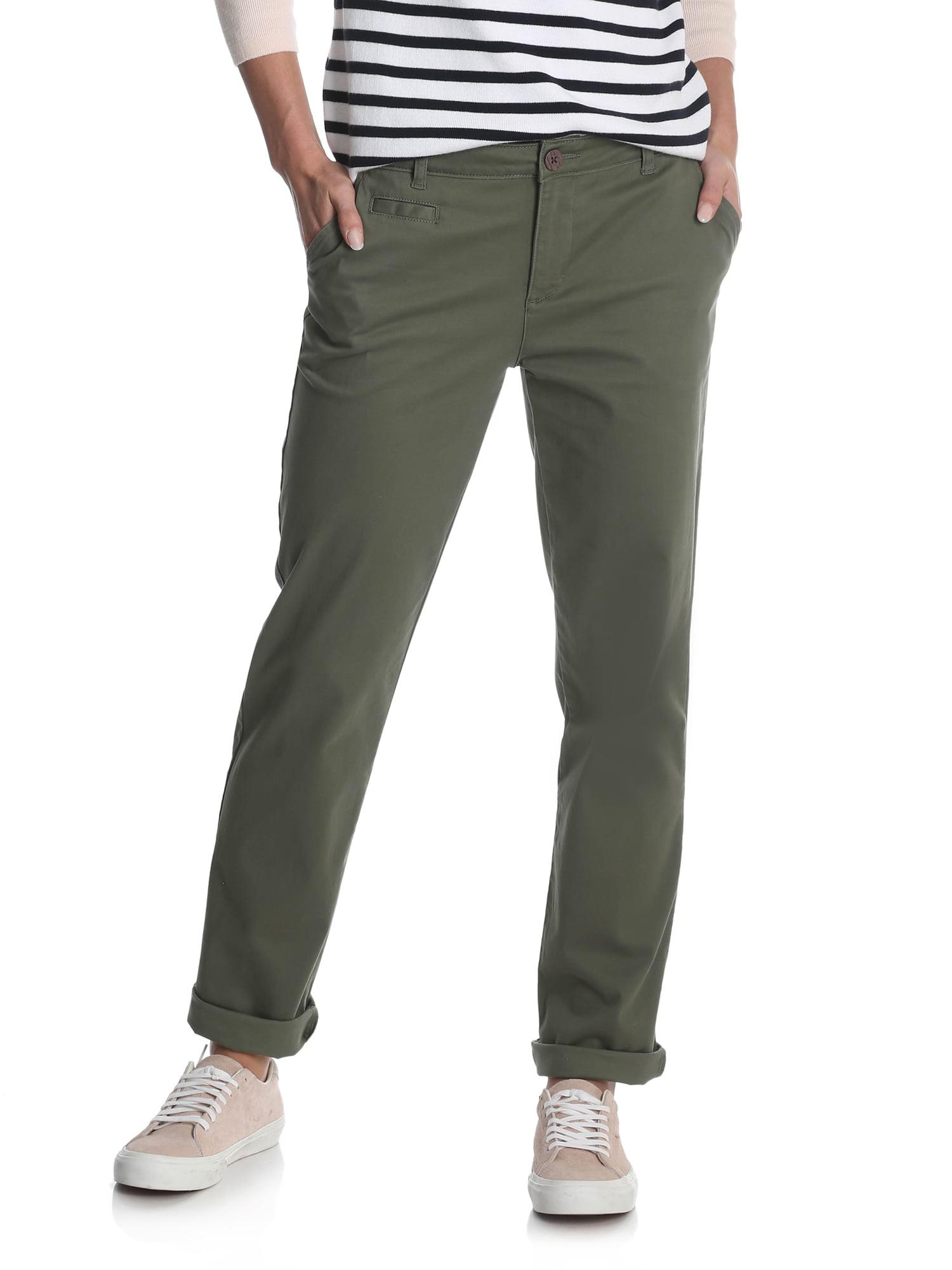 Women's Straight Leg Comfort Waist Pant