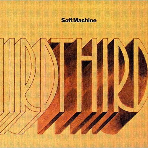 THIRD [SOFT MACHINE] [CD] [1 DISC] [5099747140723]