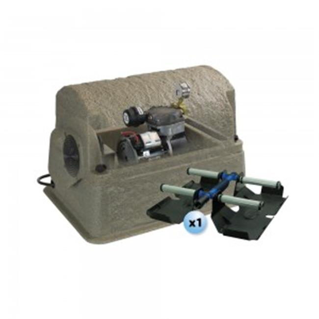 Airmax Eco Systems 600851 Pond Series Playstation 40 System, No EasySet Airline by Pond Equipment