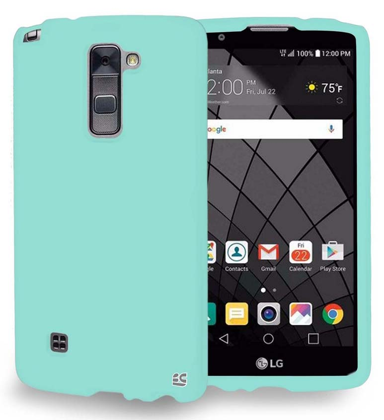 lg stylo 2 cases. rubberized hard protector case cover for lg stylo-2 plus ms550 (stylus-2 plus) - walmart.com lg stylo 2 cases s