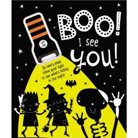 Halloween Board Ideas (Boo! I See You! (Board Book))