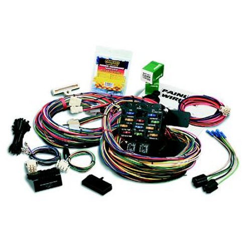 Painless Performance 50002 PAN50002 PRO STREET HRNS 12-CIRCUIT