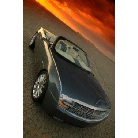 Lincoln Mark X Concept Mini Poster 11x17 in Mail/storage/gift tube Concert Mini Poster