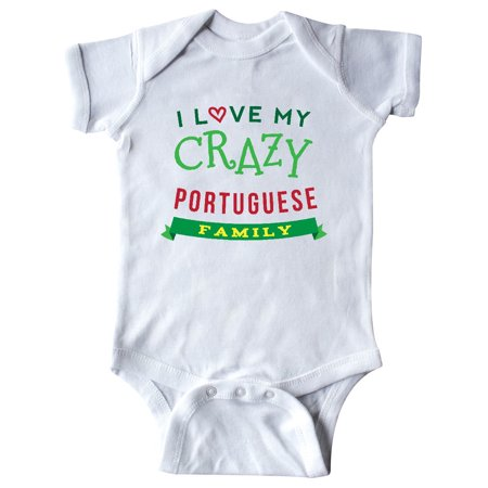 Inktastic Portuguese Family Reunion Funny Gift Infant Creeper