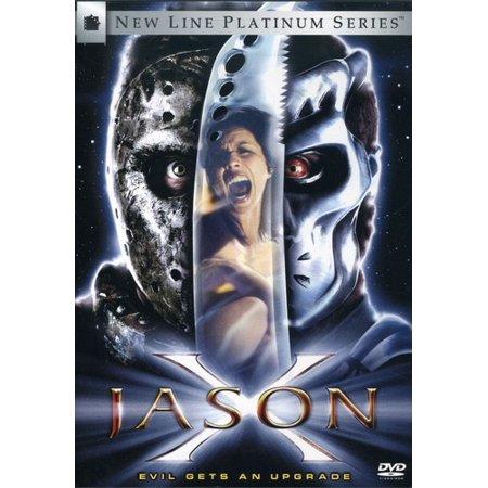 Jason X (DVD) - The Evolution Of Jason Voorhees