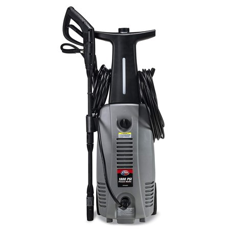 All Power 1800 PSI 1.6 GPM Electric Pressure Washer, Power Washer With Hose Reel for House, Walkway, Car and Outdoor Cleaning,