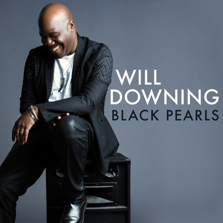 Pearl Heart Disc (Will Downing - Black Pearls (CD) )