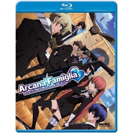 La Storia Della Arcana Famiglia  Complete Collection  Blu Ray