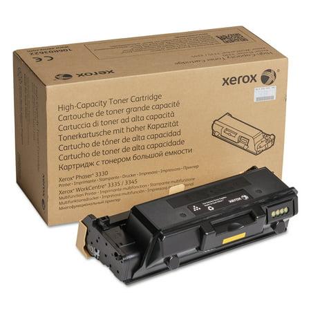 Xerox 106R03622 Toner, 8500 Page Yield, Black
