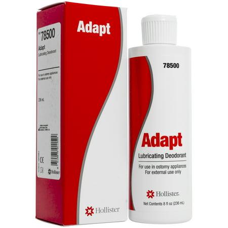 Adapt Ostomy Lubricating Deodorant 8 oz Bottle - New in Box ()