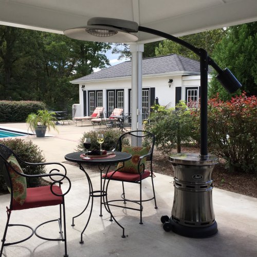 Bali Outdoors Napa Infrared Patio Heater - Walmart.com
