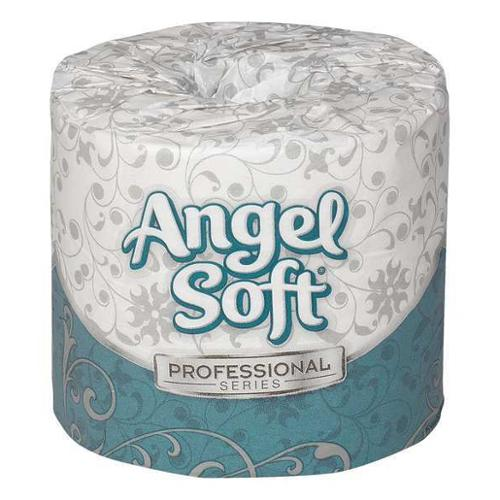 GEORGIA-PACIFIC 16880 Toilet Paper, Angel Soft ps, 2Ply, PK80