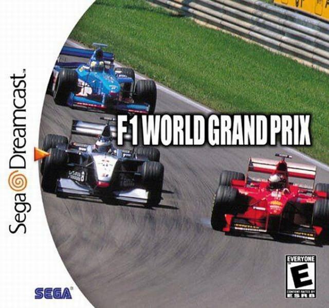 F1 World Grand Prix Dreamcast