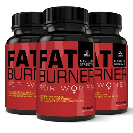 Totally Products Fat Burning Supplement for Women (Pack of