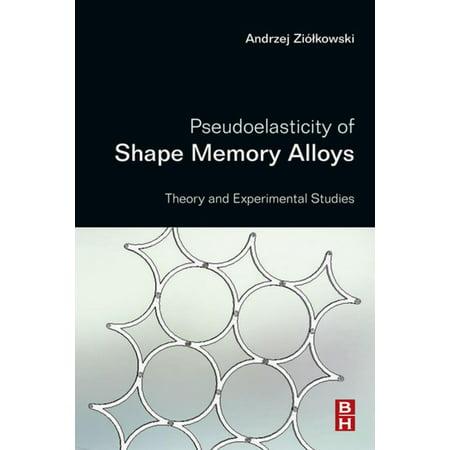 Pseudoelasticity of Shape Memory Alloys - -