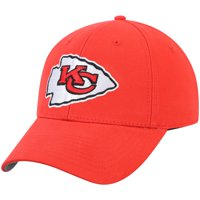 Men's Red Kansas City Chiefs Basic Adjustable Hat - OSFA