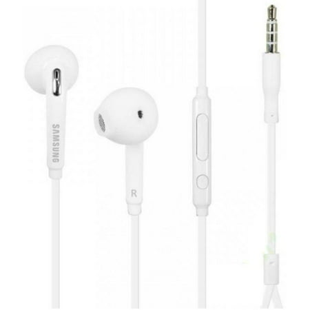 Samsung OEM Wired 3.5mm Headset EG920LW for Galaxy Phones (Jewel Case w/ Extra Eargels) - New