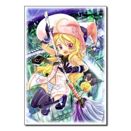 Max Protection Chibi Witch 60ct Yugioh Size Small Sleeves