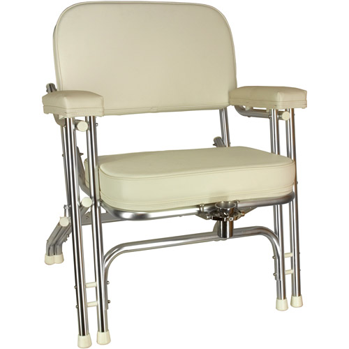 Springfield Classic Folding Deck Chair with Gimbal