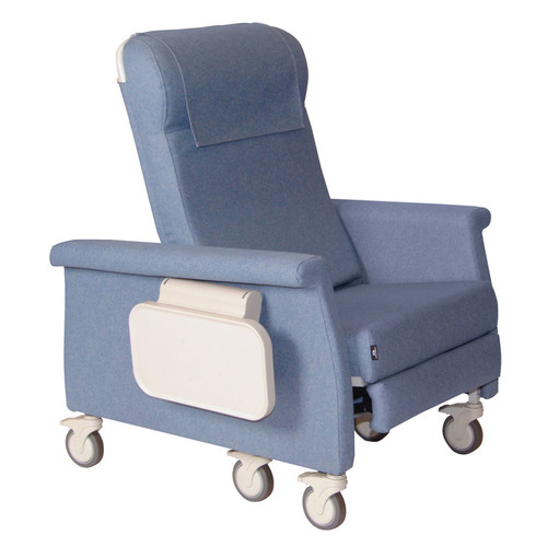 Winco Manufacturing Extra Large Elite Care Recliner with Swing Away Arms