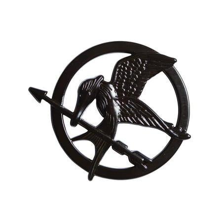 The Hunger Games Mockingjay Pin Halloween Accessory - Hunger Games Mockingjay Pin