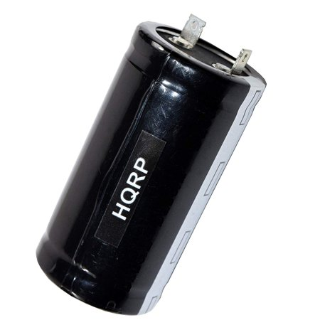 - HQRP 500f 2.8V Super Capacitor for Portable Speakers, Photographic Flashes, PDA, GPS, Portable Media Players, Hand-held Devices, Supercap 500-Farad + HQRP Coaster