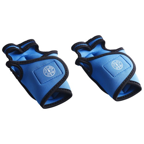 Gold's Gym 3 lb Weighted Gloves, Pair