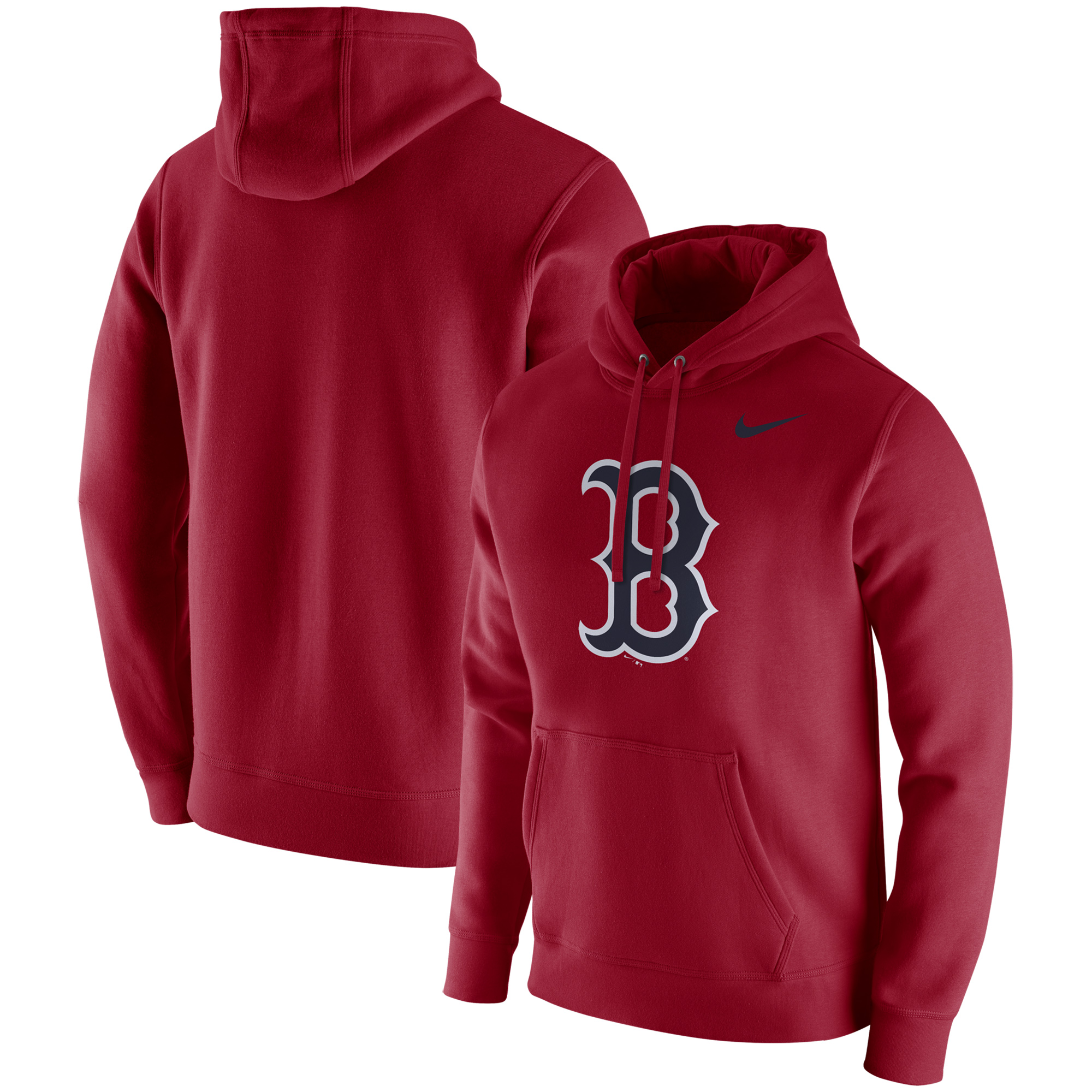 Boston Red Sox Nike Franchise Hoodie - Red
