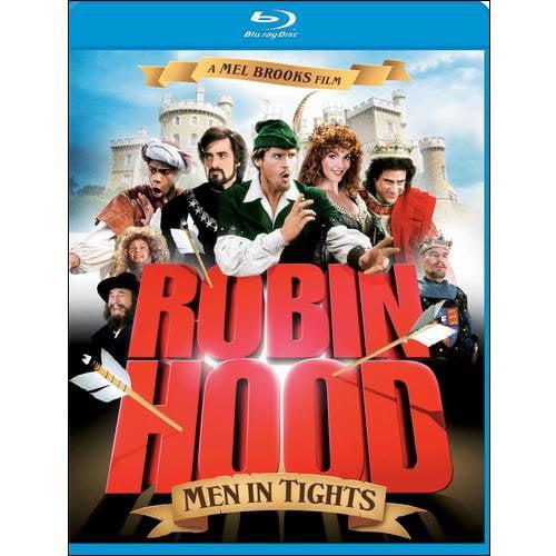 Robin Hood: Men In Tights (Blu-ray) (Widescreen)