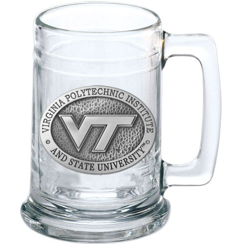 Virginia Tech Hokies Tall Stein Mug