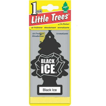 Little Trees Car Air Freshener  Black Ice 1 Ea