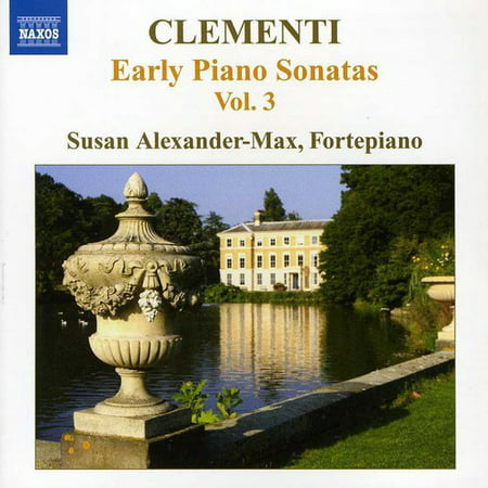 Three Piano Sonatas (Early Piano Sonatas 3 )
