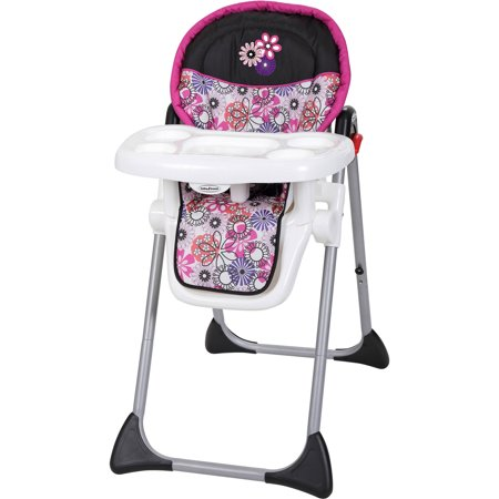 Baby Trend Sit Right High Chair  Floral Garden