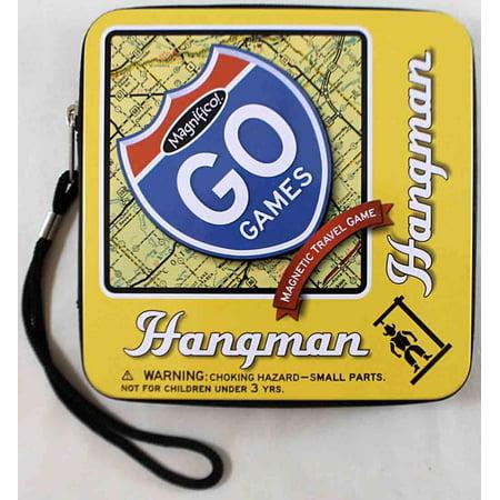 Magnetic Hangman Great Condition