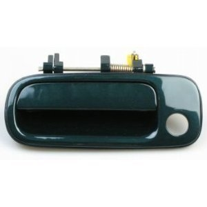 Motorking 6922033011C1 92-96 Toyota Camry Green 6M1 Replacement Driver Side Outside Door Handle 92 93 94 95 96