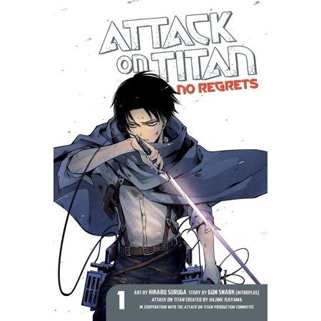Attack on Titan: No Regrets 1](Attack On Titan Accessories)